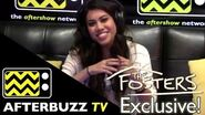 "Ashley Argota Sings ""Heartbreaker"" on The Fosters Aftershow on AfterBuzz TV"
