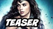 Wonder Woman Teaser Trailer Breakdown