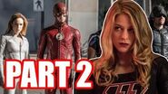 """""""Crisis on Earth-X"""" Crossover PART 2 Review! - The Flash 4x08 & Legends of Tomorrow 3x08"""