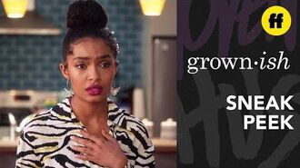 Grown-ish Season 2, Episode 8 Sneak Peek Zoey Styles The Twins Freeform