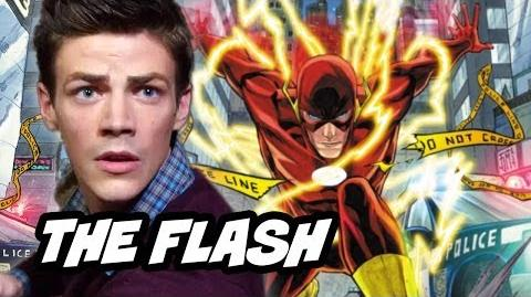 Arrow Season 2 Episode 9 Review - Meet The Flash