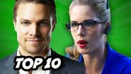 Arrow Season 3 Episode 1 Review and Comic Book Easter Eggs