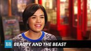 Beauty and the Beast Nicole Gale Anderson Season 3 Interview The CW