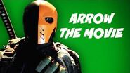 Arrow Season 2 The Movie Trailer Breakdown - Deathstroke Attacks
