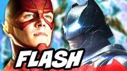 The Flash Season 3 vs The Flash Movie Breakdown