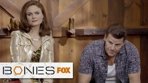 """Tony and Roxie"" Preview BONES FOX BROADCASTING"