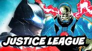Justice League Movie Explained by Geoff Johns