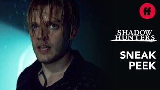 Shadowhunters Season 3B Episode 11 Sneak Peek Jace Lashes Out Freeform