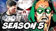Arrow Season 5 vs The Punisher