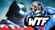 Batman v Superman Justice League Darkseid Teaser Breakdown