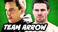 Arrow Season 3 Team Arrow and New Heroes Explained