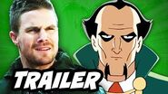 Arrow Season 3 Oliver League of Assassins Trailer Breakdown