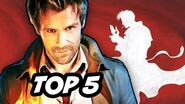 Constantine Episode 1 - TOP 5 Hellblazer Easter Eggs