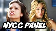 Legends of Tomorrow NYCC 2015 Full Panel