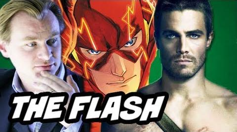 Arrow Season 2 Preview Plus New Flash Details