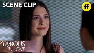 Famous in Love Season 2 Finale Alexis Gets Locked Up Freeform