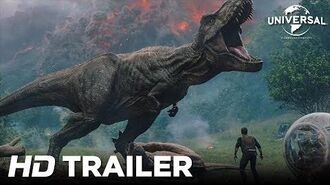 Jurassic World Fallen Kingdom Global Trailer 1 (Universal Pictures) HD