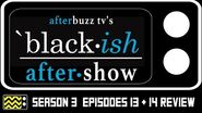 Black-ish Season 3 Episodes 13 & 14 Review & After Show AfterBuzz TV