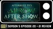 Arrow Season 5 Episodes 20 & 21 Review & After Show AfterBuzz TV
