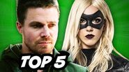 Arrow Season 3 Episode 6 - TOP 5 WTF Moments