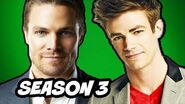 Arrow Season 3 and The Flash Crossover Explained