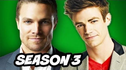 Arrow Season 3 Flash Crossover