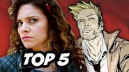 Constantine Episode 2 - TOP 5 Hellblazer Easter Eggs