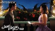 Jane The Virgin First Love Adam Interview The CW