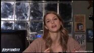 "Melissa Benoist Previews ""Crisis on Earth-X"" DC TV Crossover"