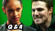 Arrow Season 3 Q&A - Amanda Waller Flashback Edition