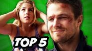 Arrow Season 3 Episode 5 - TOP 5 WTF Moments