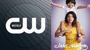 CW Weekly - Jane the Virgin gets a New Baby & Black Lighting Gets It's Villian