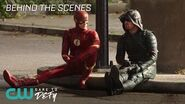 Crisis on Earth-X Crisis on Earth-X Behind-The-Scenes, Pt