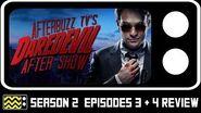 Daredevil Season 2 Episodes 3 & 4 Review & After Show AfterbuzzTV