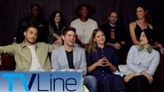 Supergirl Cast Interview + Singing! Comic-Con 2017 TVLine