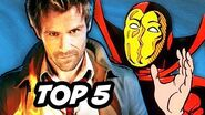 Constantine Episode 7 Review and Hellblazer Easter Eggs