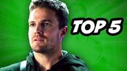 Arrow Season 3 Episode 7 - TOP 5 WTF Moments