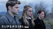 Supergirl Inside Schott Thought the Heart The CW