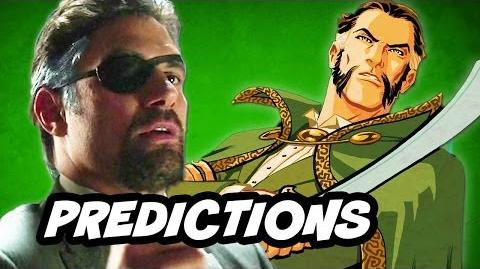 Arrow Season 2 TOP 10 Predictions