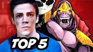 The Flash Episode 14 - TOP 5 Easter Eggs