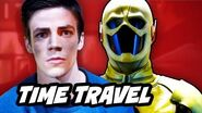 The Flash vs The Reverse Flash - Time Travel Explained