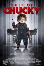 Cult of Chucky theatrical poster