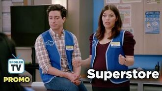 """Superstore Season 4 """"Will They Be Jamy or Just Jonah and Amy"""" Promo"""