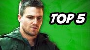Arrow Season 3 Episode 2 - TOP 5 WTF Moments