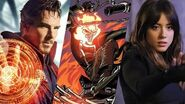 Ghost Rider Will Help Connect Agents of SHIELD to Doctor Strange - Comic Con 2016