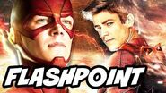 The Flash Season 3 Flashpoint Explained by Grant Gustin