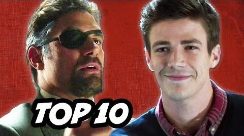 Arrow Season 2 Top 10 Moments