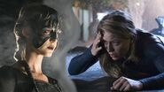 Reign VS Supergirl! Legion of Superheroes! - Supergirl 3x09 Review!