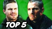 Arrow Season 3 Episode 21 - TOP 5 WTF and Damien Darhk Explained