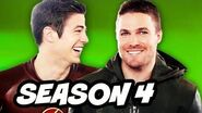 Arrow Season 4 and The Flash Season 2 Confirmed